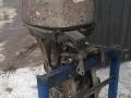 05 põlenud paadimootori korpuse soodapritsitööd