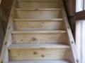 006 puidust trepp puhtaks soodaga